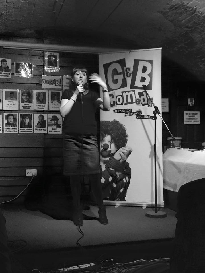 Pics Amp Vids Cally Beaton Stand Up Comedian